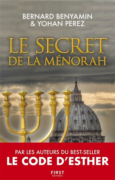 SECRET DE LA MENORAH