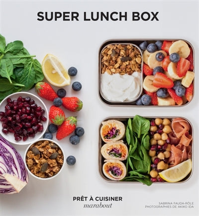 SUPER LUNCH BOX