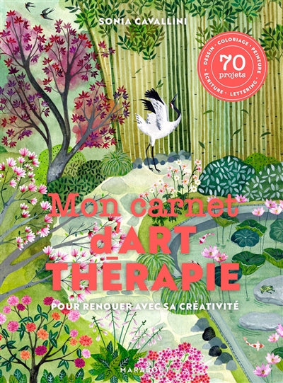 MON CARNET D'ART-THERAPIE