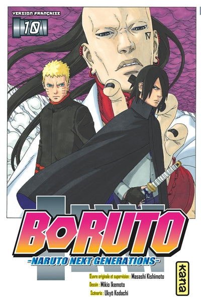 Boruto 10 : Naruto next generations
