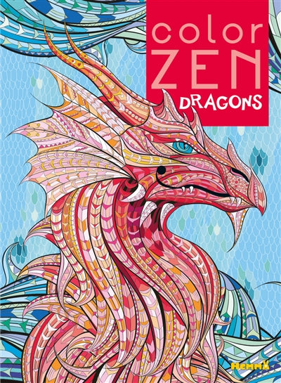 COLOR ZEN DRAGONS