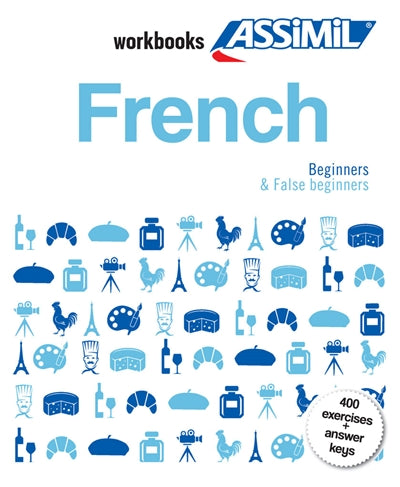 COFFRET CAHIERS FRENCH BEGINNERS + FALSE BEGINNERS