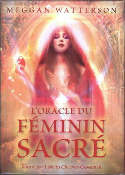 ORACLE DE FEMININ SACRE (CARTES)