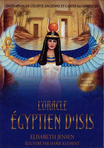 ORACLE EGYPTIEN D'ISIS (CARTES)