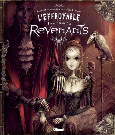 EFFROYABLE ENCYCLOPEDIE DES REVENANTS