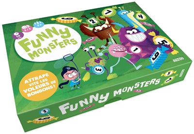 FUNNYMONSTERS