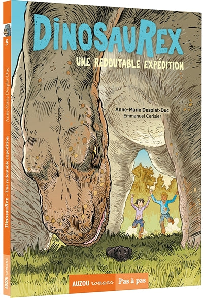 DINOSAUREX T.05 : UNE REDOUTABLE EXPEDITION