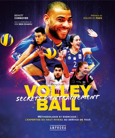 Volley-Ball : secrets d'entraînement