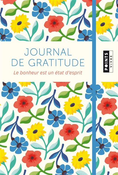 JOURNAL DE GRATITUDE               PTS P