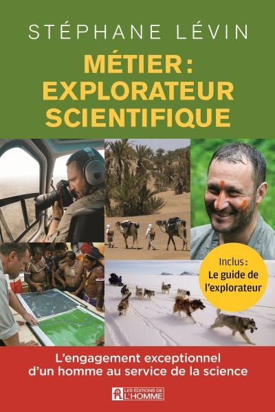 METIER: EXPLORATEUR SCIENTIFIQUE