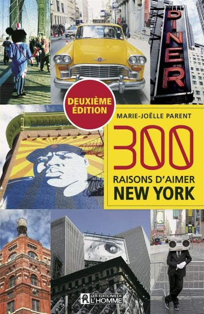 300 RAISONS D'AIMER NEW YORK -NE