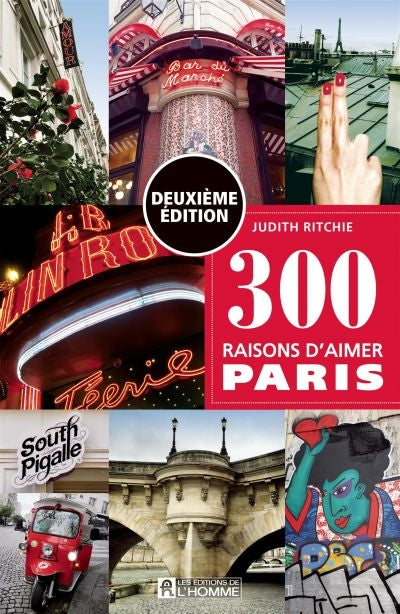 300 RAISONS D'AIMER PARIS -NE