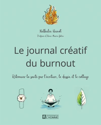JOURNAL CREATIF DU BURNOUT