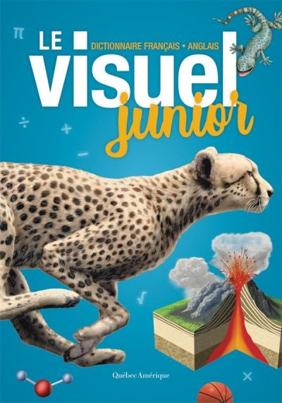 VISUEL JUNIOR : FR. / ANG.    NE BIL