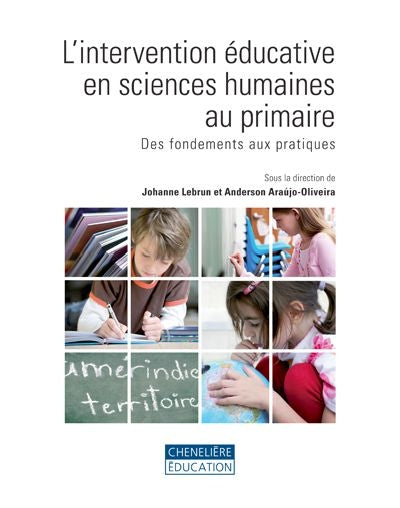 Intervention éducative en sciences humaines au primaire