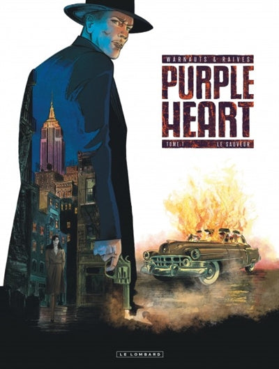 PURPLE HEART 01  LE SAUVEUR