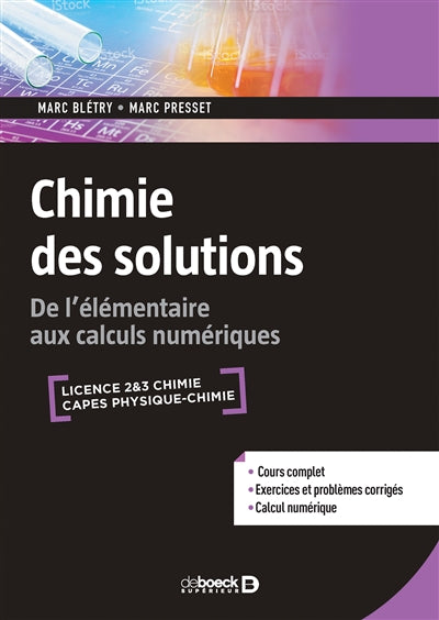 Chimie des solutions
