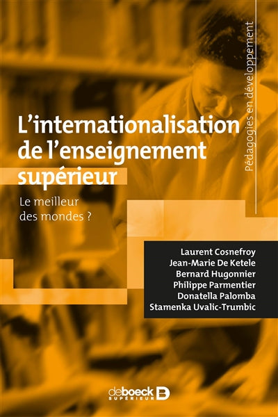 INTERNATIONALISATION DE L'ENSEIGNEMENT SUPERIEUR