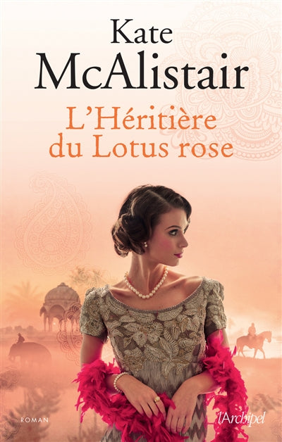 HERITIERE DU LOTUS ROSE