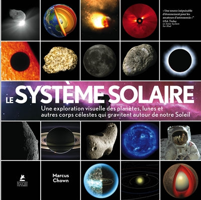 SYSTEME SOLAIRE (ED. 2018)