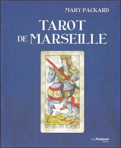 TAROT DE MARSEILLE (GRAND COFFRET)