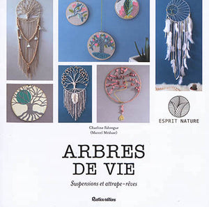 ARBRES DE VIE - SUSPENSIONS ET ATTRAPE-REVES