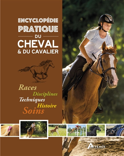 ENCYCLOPEDIE PRATIQUE DU CHEVAL   DU CAVALIER