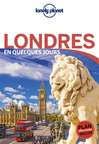 LONDRES + PLAN DETACHABLE INCLUS 6E ED.