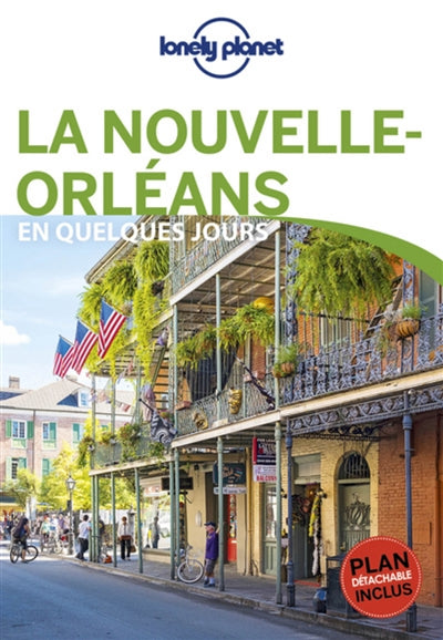 NOUVELLE ORLEANS  + PLAN DETACHABLE INCLUS 2E ED.