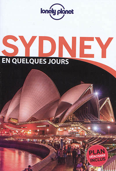 SYDNEY + PLAN DETACHABLE 3E ED.