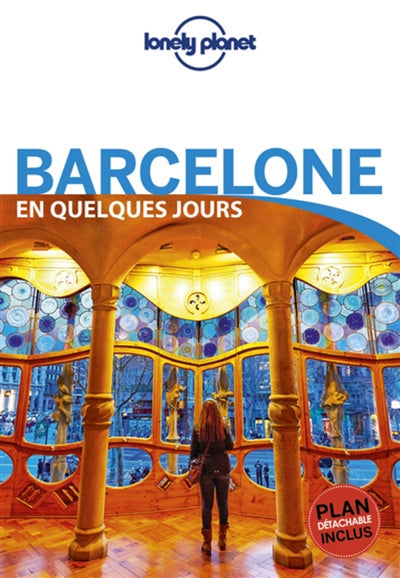 BARCELONE + PLAN DETACHABLE INCLUS 6E ED.