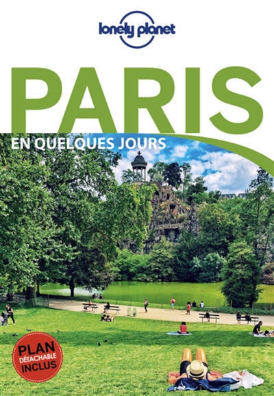 PARIS+ PLAN DETACHABLE INCLUS 6E ED.