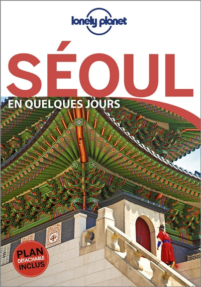 SEOUL + PLAN DETACHABLE INCLUS 2E ED.