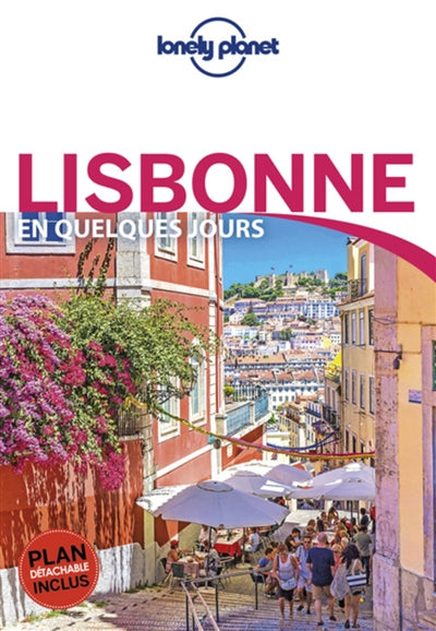 LISBONNE + PLAN DETACHABLE INCLUS 4E ED.