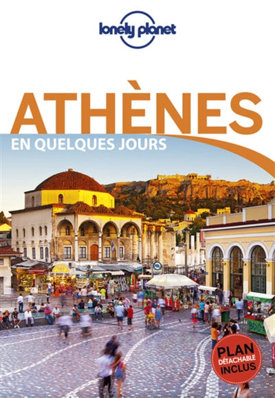 ATHENES + PLAN DETACHABLE INCLUS 3E ED.