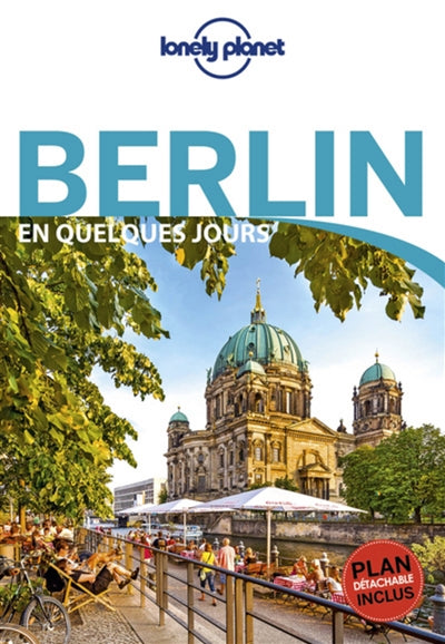 BERLIN + PLAN DETACHABLE INCLUS 6E ED.