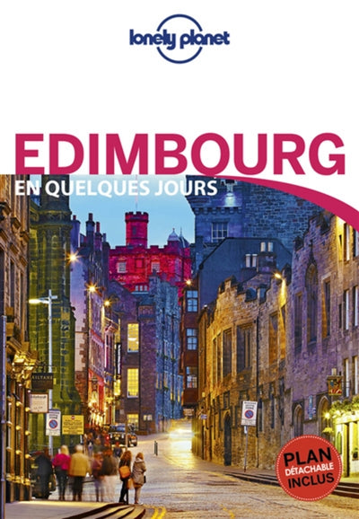 EDIMBOURG + PLAN DETACHABLE INCLUS 4E ED.