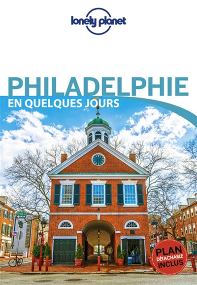 PHILADELPHIE + PLAN DETACHABLE INCLUS 1ERE ED.