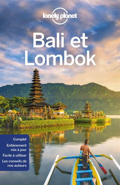 BALI ET LOMBOK + PLAN DETACHABLE INCLUS 11E ED.
