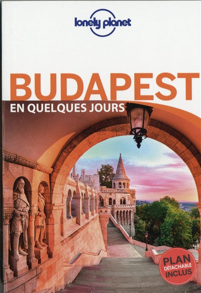 BUDAPEST 4E ED. + PLAN DETACHABLE INCLUS