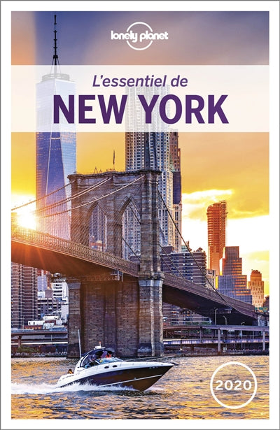 ESSENTIEL NEW YORK 2020 5E ED.