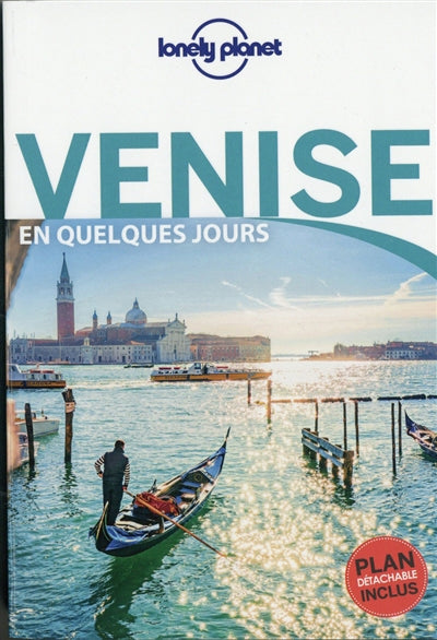 VENISE 5E ED. + PLAN DETACHABLE INCLUS