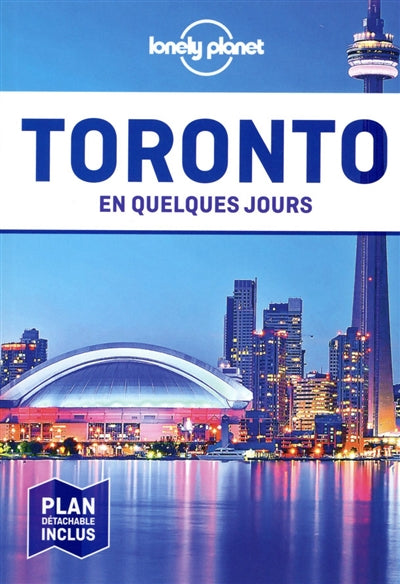 TORONTO + PLAN DETACHABLE INCLUS 1ERE ED.