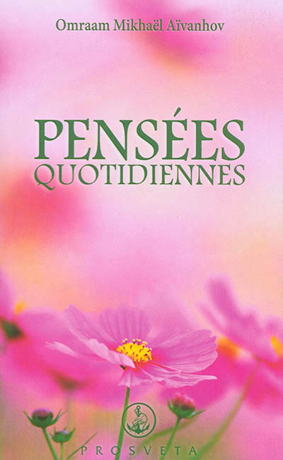 Pensees Quotidiennes 2015
