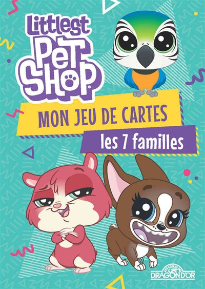 LITTLEST PET SHOP - MON JEU DE CARTES