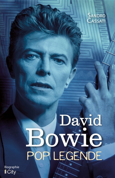 DAVID BOWIE - POP LEGENDE
