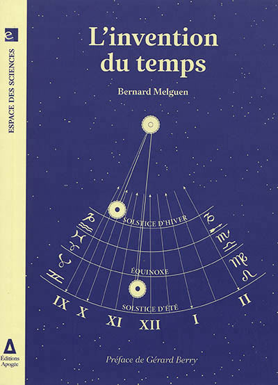 Invention du temps [nouvelle édition]