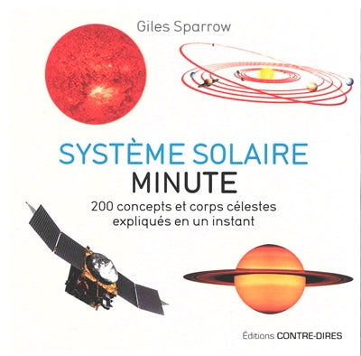 SYSTEME SOLAIRE MINUTE