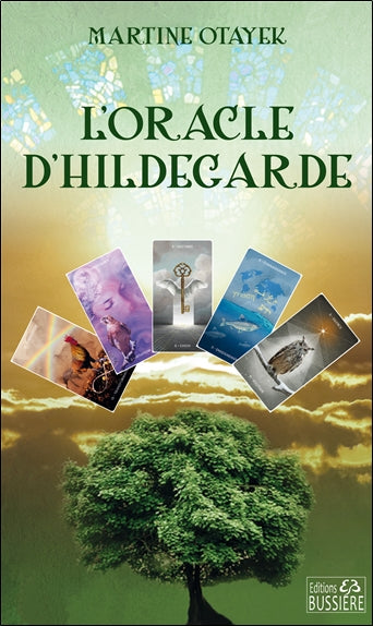 ORACLE D'HILDEGARDE (COFFRET TAROT)
