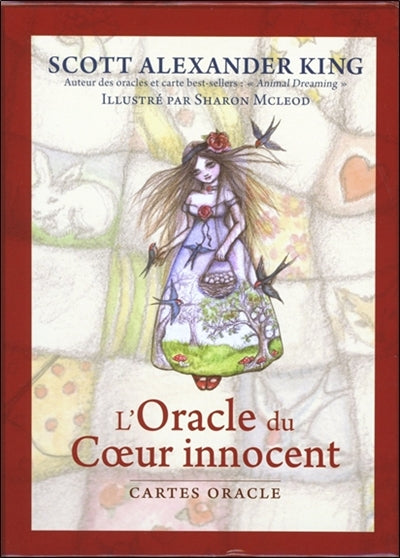 ORACLE DU COEUR INNOCENT (COFFRET)